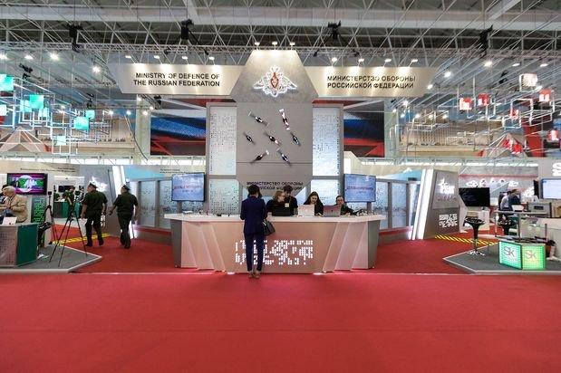 Международный военно-технический Форум «Армия» 2021