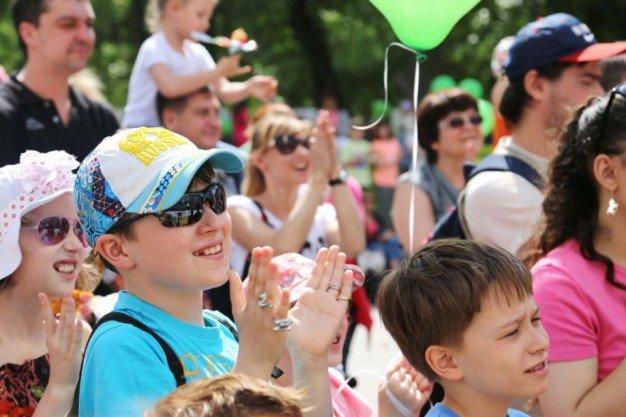 Фестиваль «Воронцовский первый молодежный» 2016