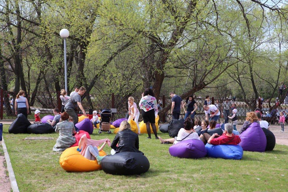 Открытие летнего сезона вВоронцовском парке 2018