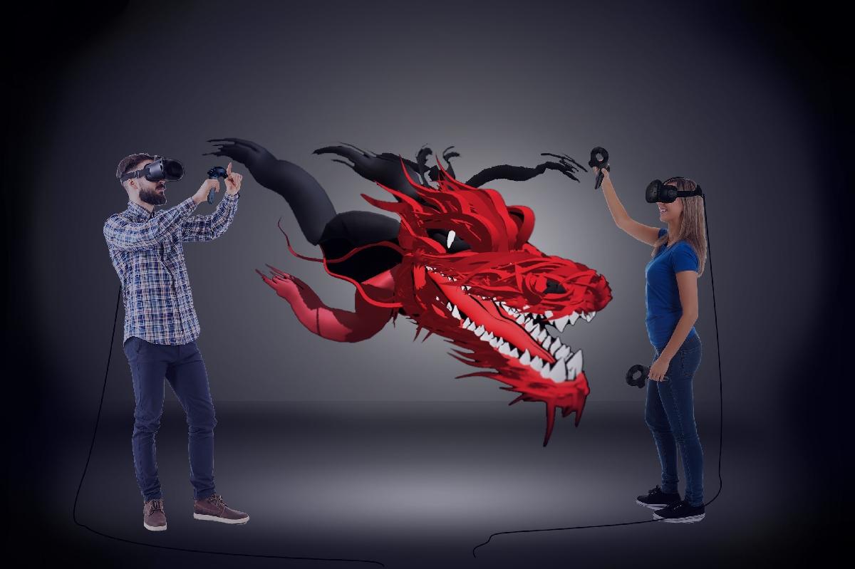 VRРисование вВиртуальной реальности