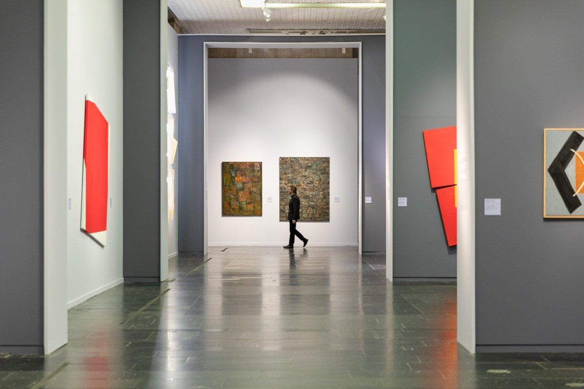 Выставка «Геометризмы. 1950-е– 2010-е»
