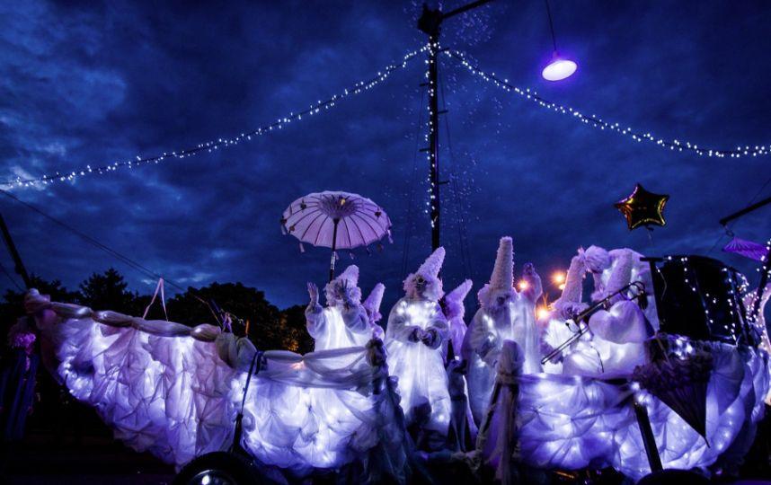 Открытие зимнего сезона вМузеоне 2015