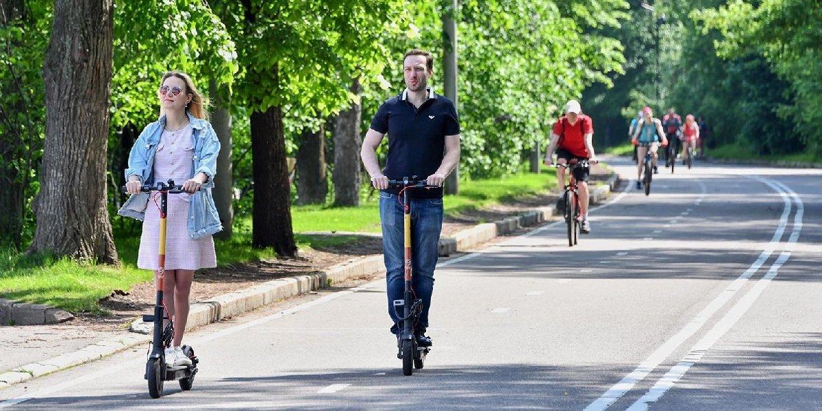 Прокат велосипедов впарках Москвы 2021