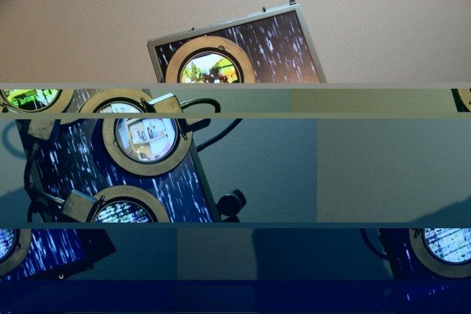 Выставка «Одно внутри другого»