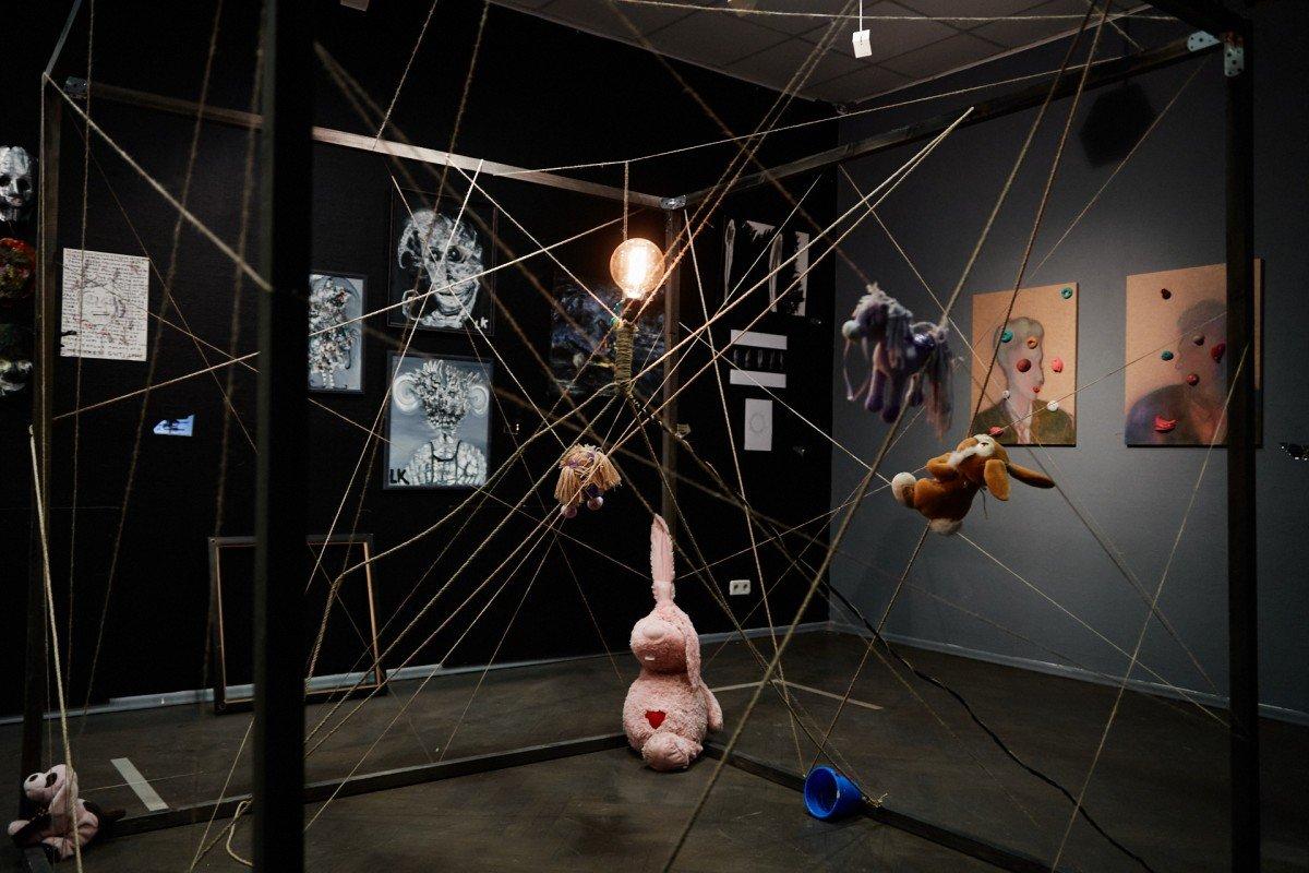 Выставка «Подсознание»