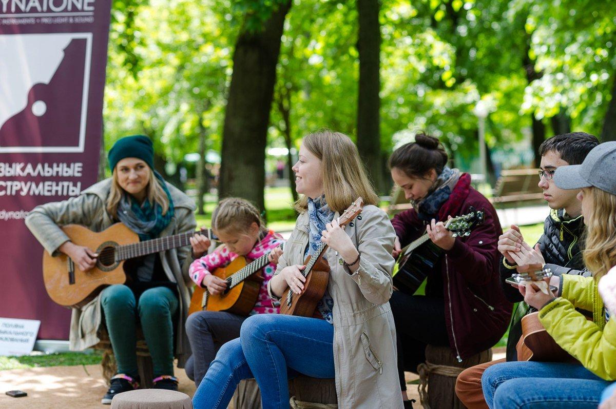 Фестиваль музыкального творчества «Звучи!» 2017