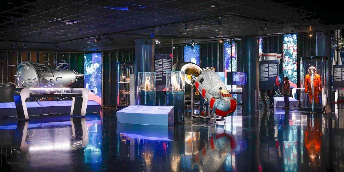 Акция «Ночь музеев» вМузее космонавтики 2020