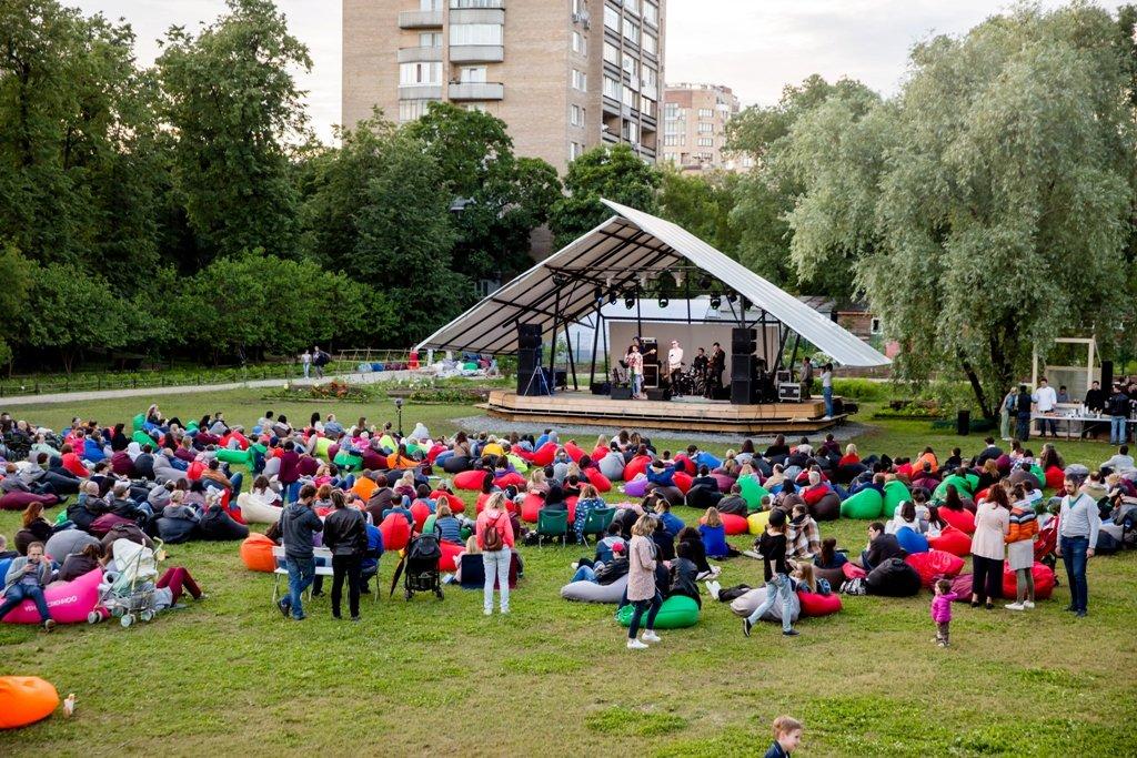 Фестиваль «Джаз— зажаркое лето!» 2017