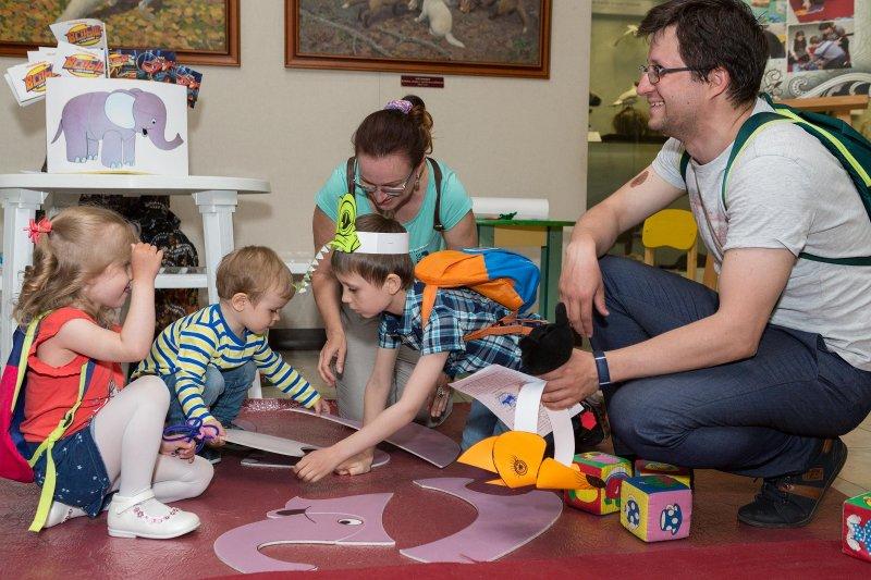 День семьи, любви иверности вДарвиновском музее 2021