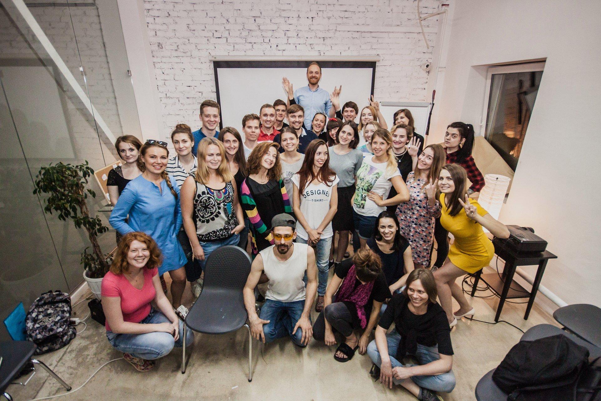 Бесплатное занятие повеб-дизайну отМосковской Диджитал Академии