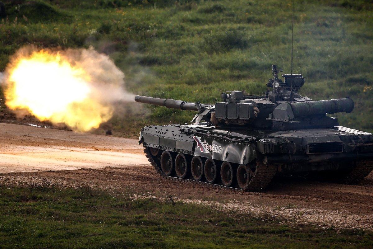 Международный военно-технический Форум «Армия» 2017
