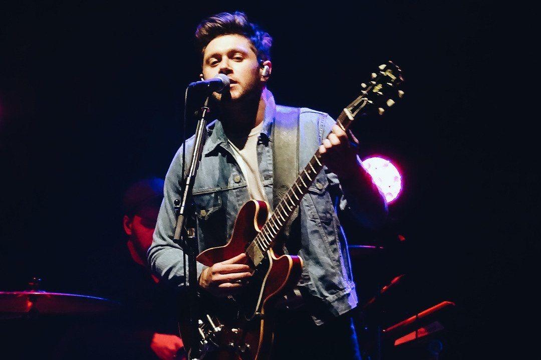 Концерт Niall Horan 2020