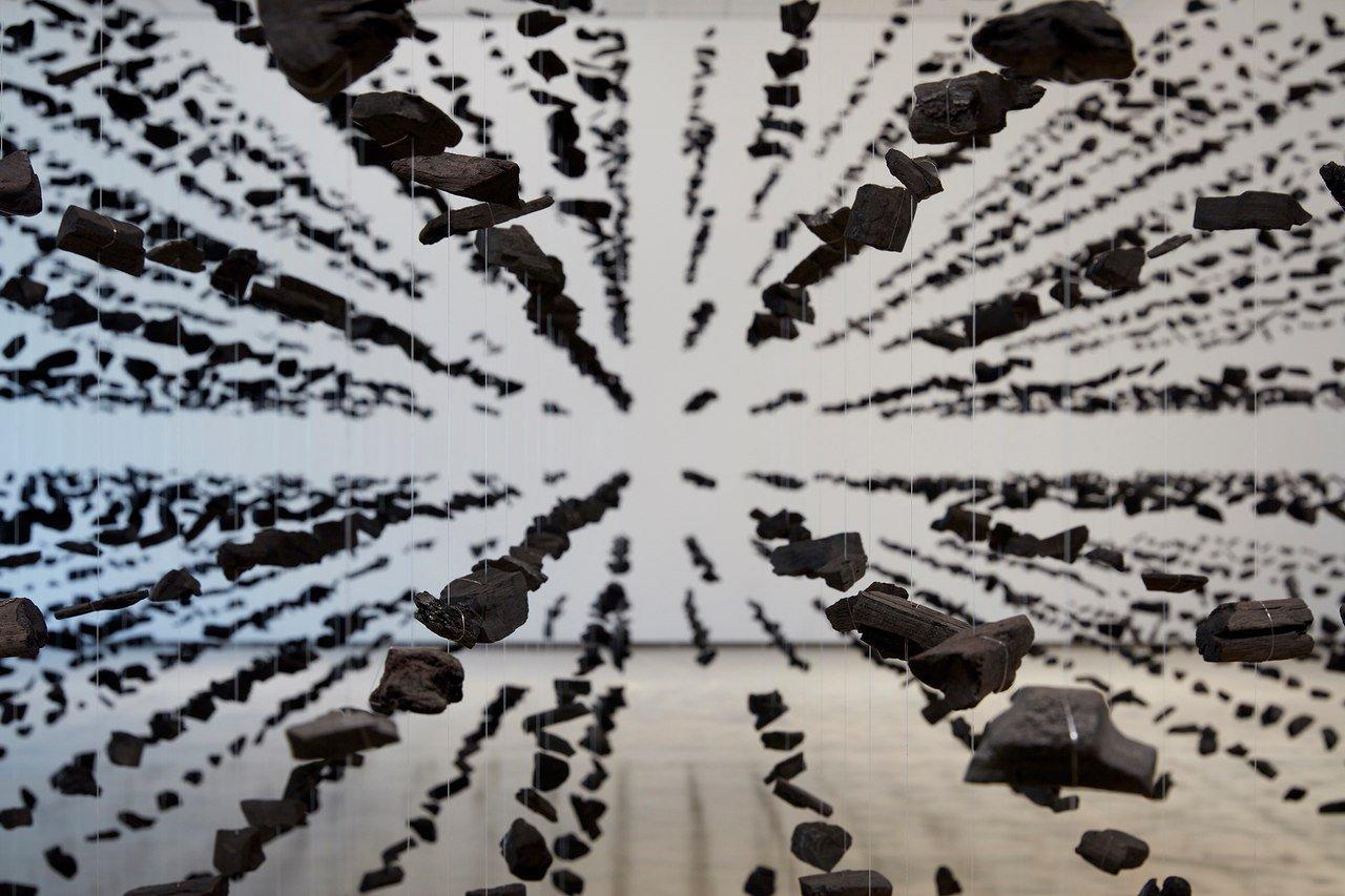 Выставка произведений современных художников Южной Кореи