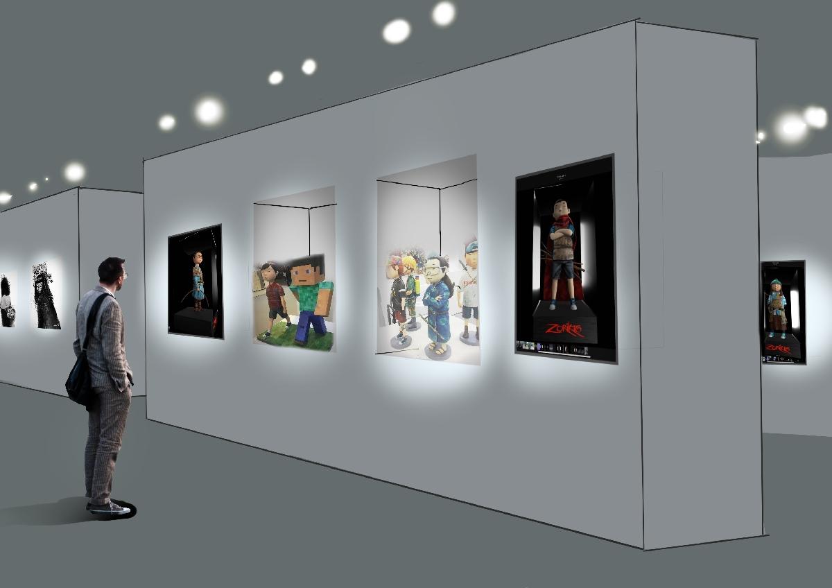 Выставка «Лоскутный человек»