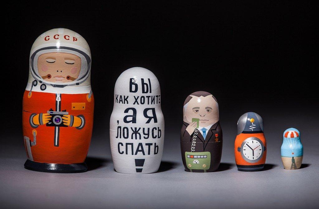 Выставка «Космос– неигрушки»