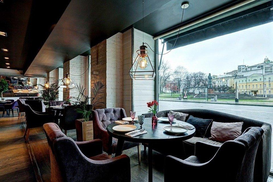 Ресторан «Vаниль»