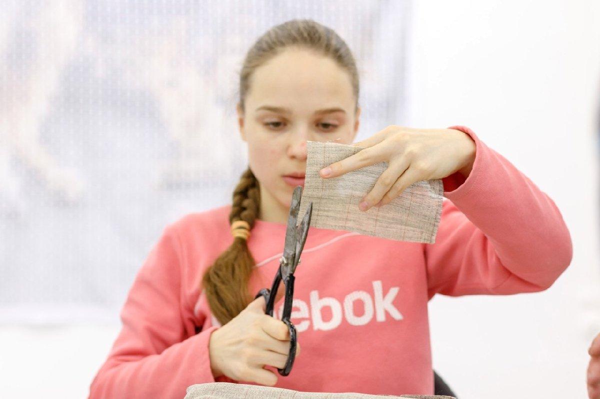 Акция «Библионочь» ввыставочных залах Москвы 2019