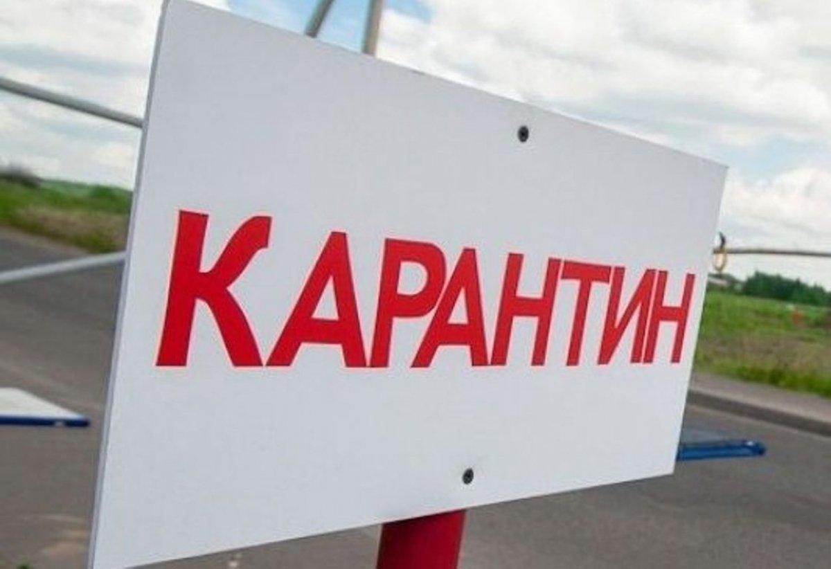 Карантин вМоскве 2020