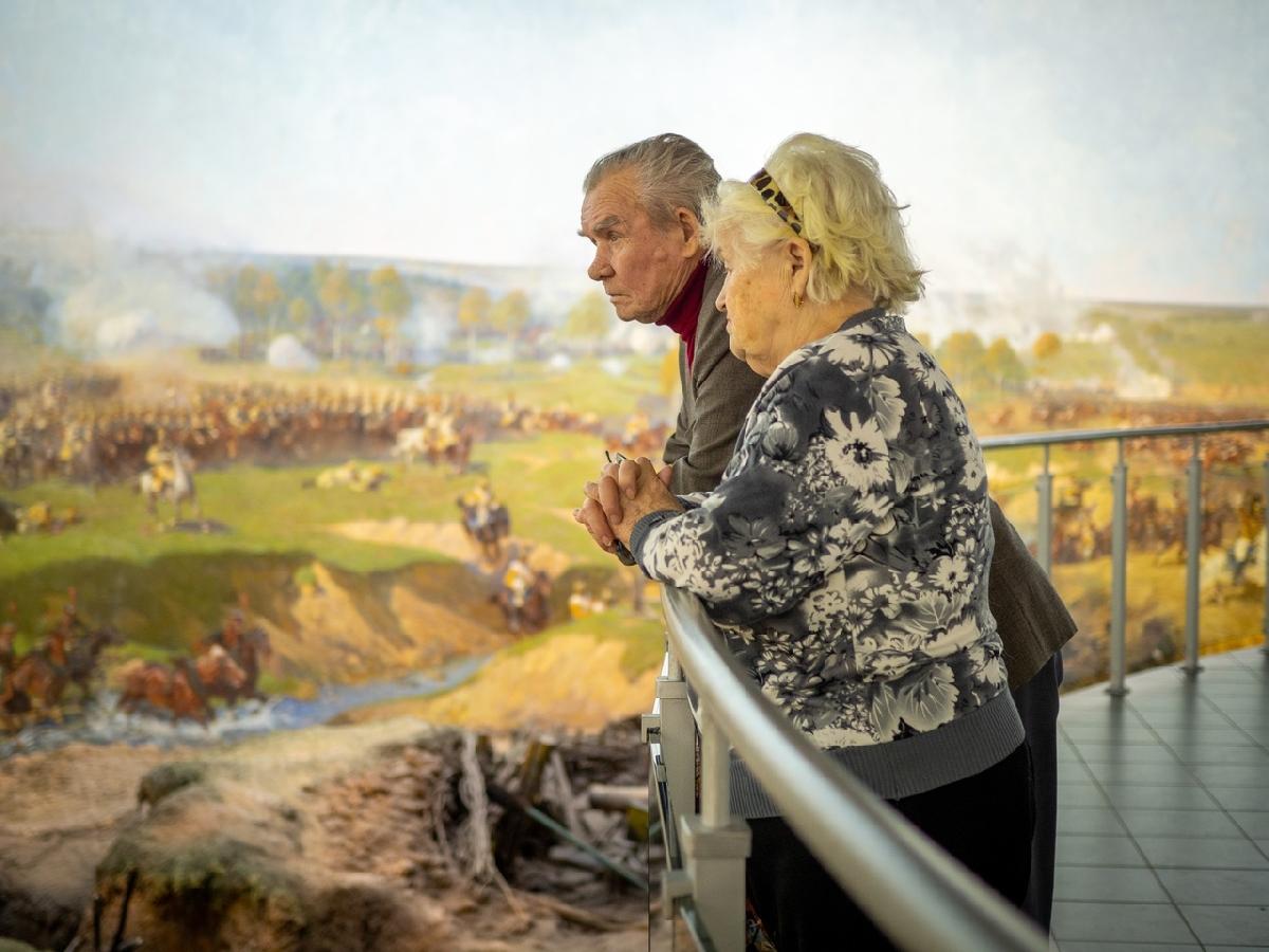 День исторического икультурного наследия вБородинской панораме 2021