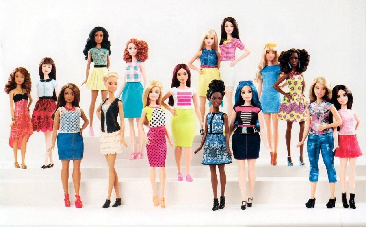 День рождения куклы Barbie вЦДМ наЛубянке
