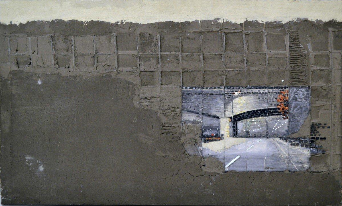 Выставка «В свободном порядке. Современная мозаика»