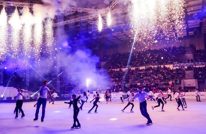 Шоу «Праздник олимпийцев. Чемпионы— Москве» 2018