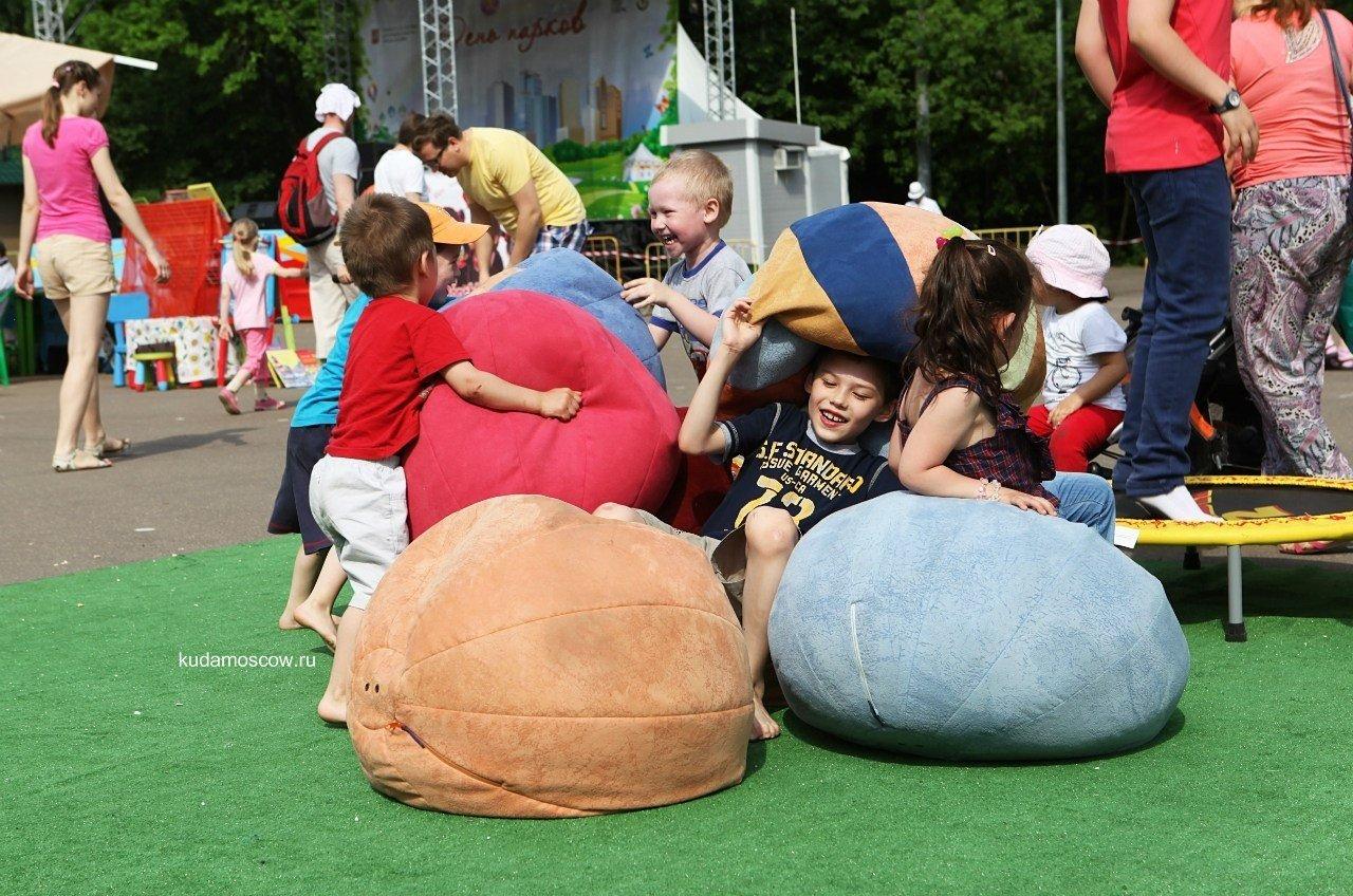 День защиты детей вмосковских парках