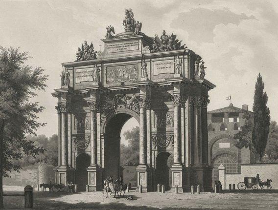 Выставка «Grand Tour: Русская версия. Флоренция»