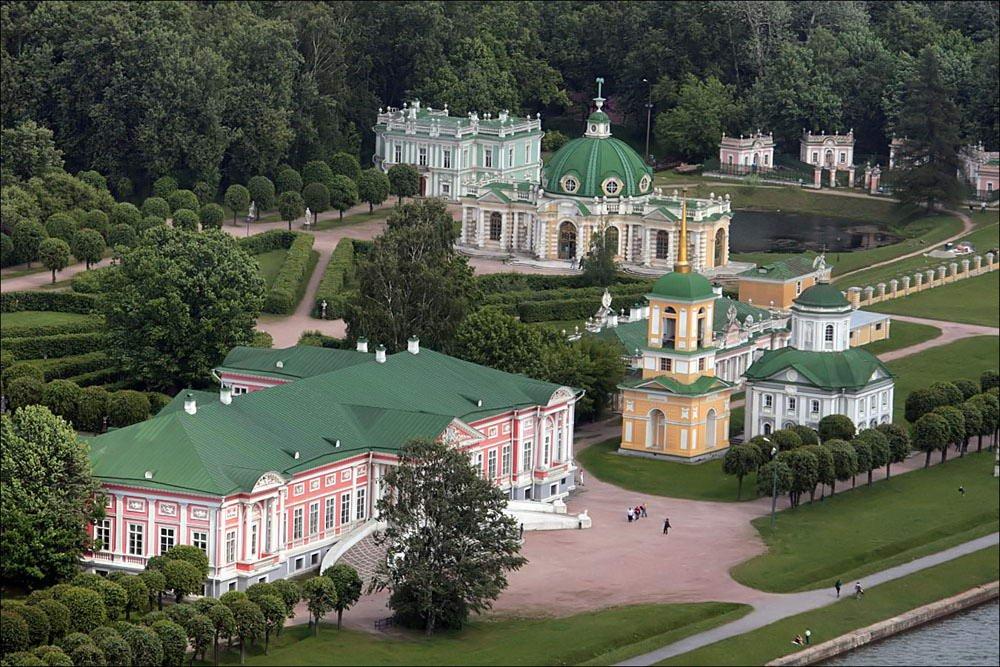 Государственный музей керамики и«Усадьба Кусково XVIII века»