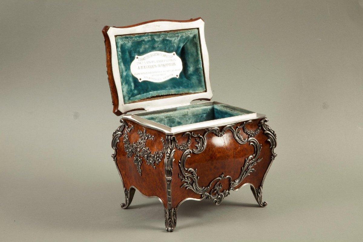 Выставка «Драгоценен моему сердцу. Императорские подарки изсобрания Павловского дворца»
