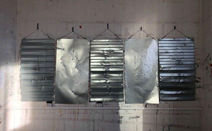 Выставка «Созидание разрушением»