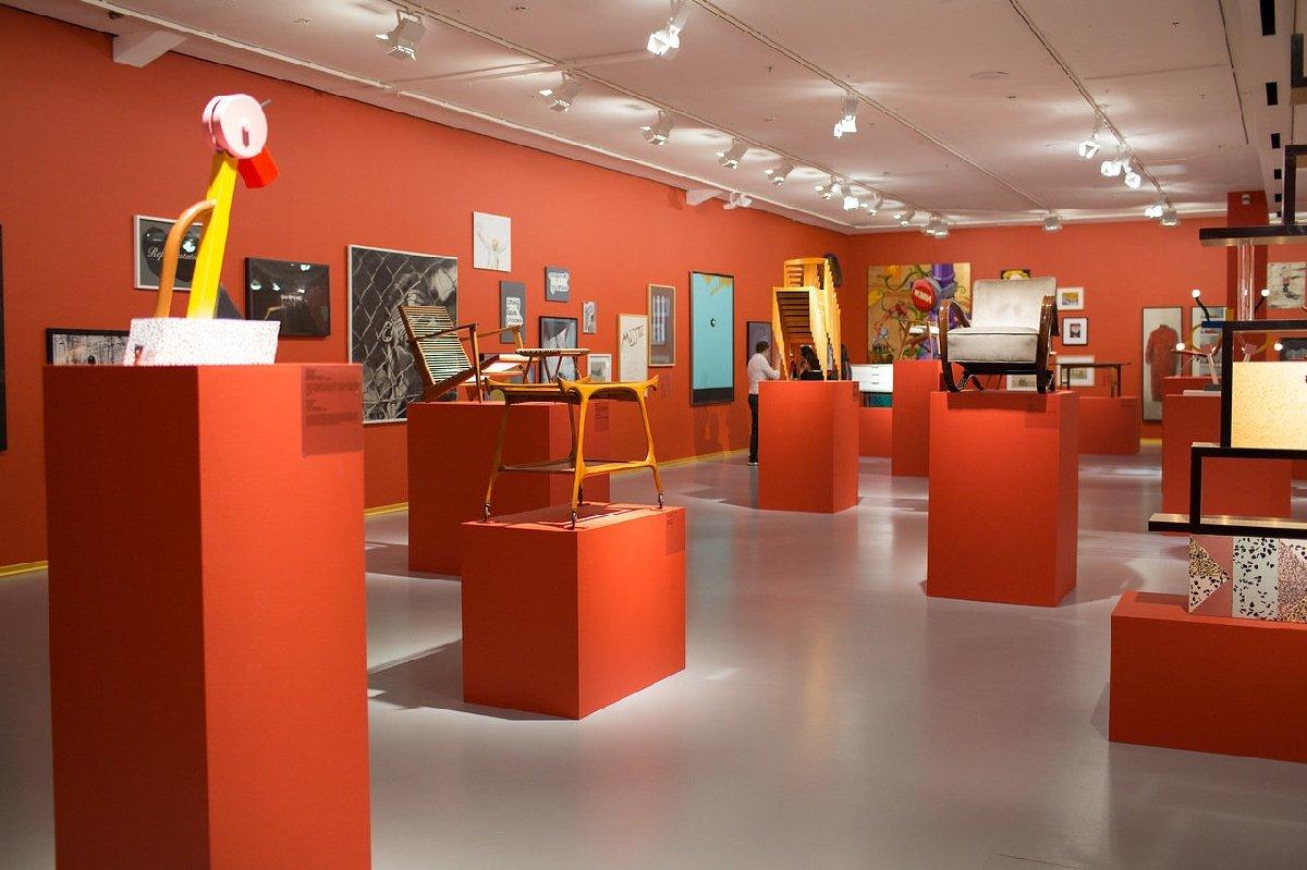 Выставка «Mad House»