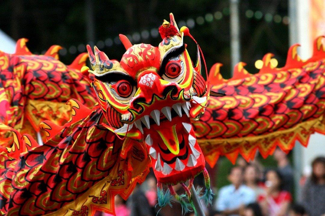 Фестиваль Китая наВДНХ 2019