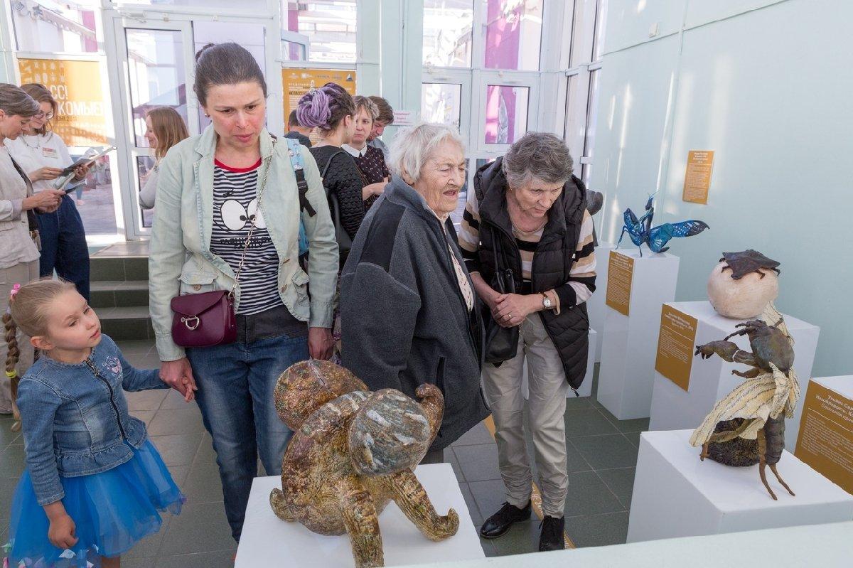 День старшего поколения вДарвиновском музее 2020