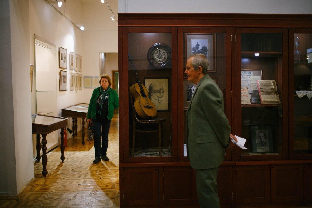 Государственный музей— культурный центр «Интеграция» имени Н.А. Островского