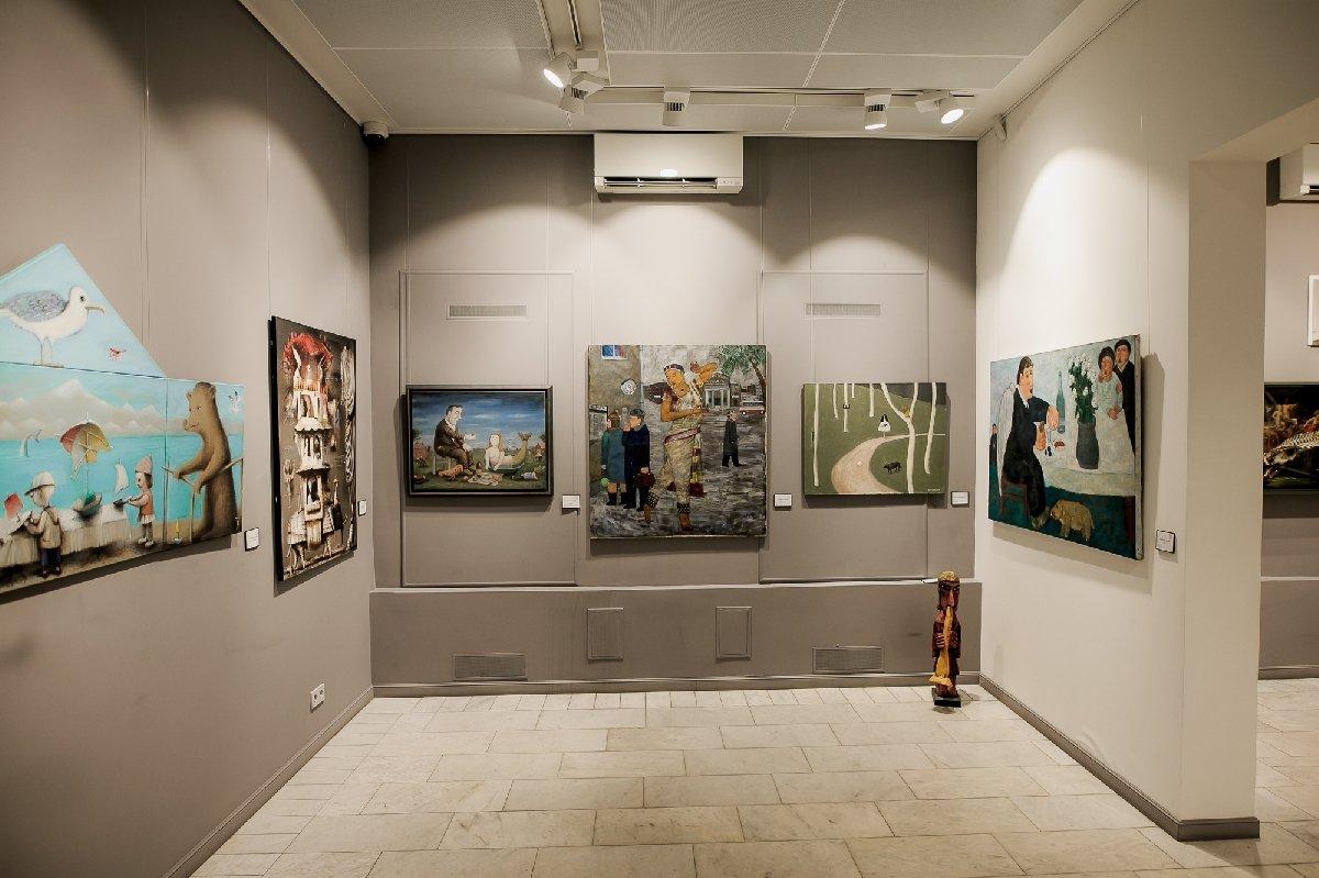 Выставка «Путешествия поснам»