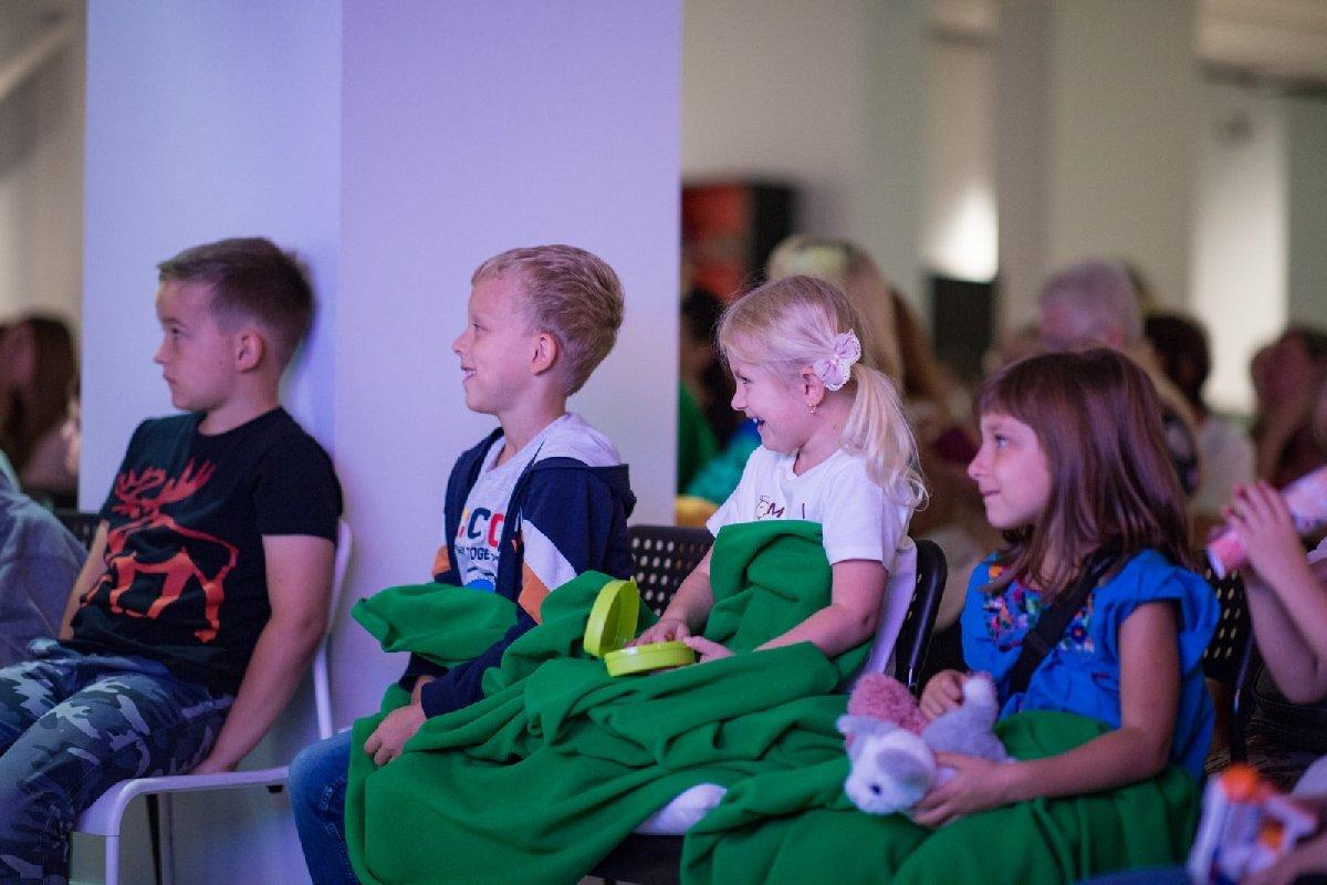 Музыкально-литературный цикл для детей «Сказки сквартетом» 2020