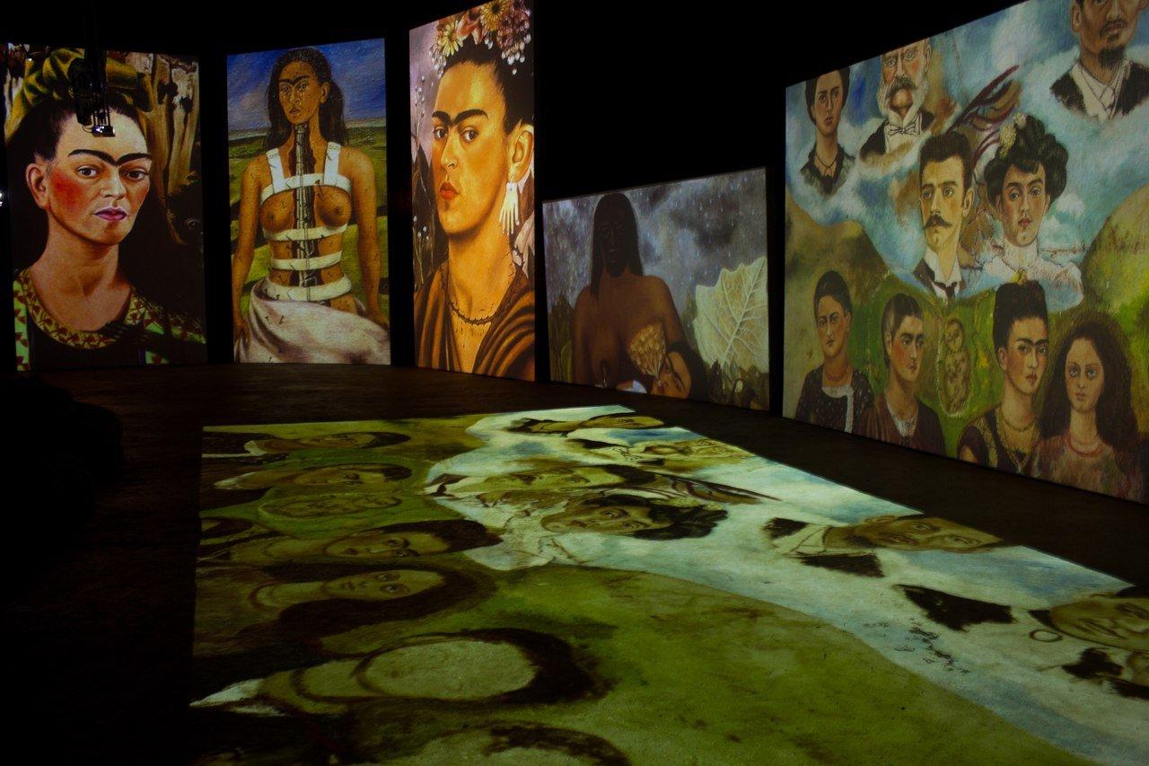 Выставка «Фрида Кало Ожившие полотна»
