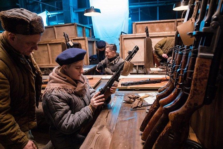 День оружейника вМузее Победы 2020