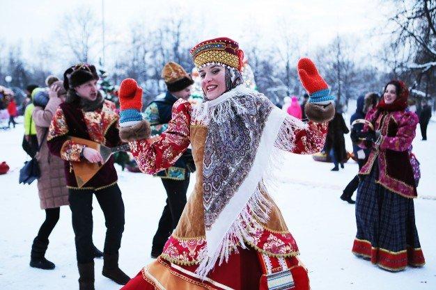 Рождество впарке «Усадьба Воронцово» 2019