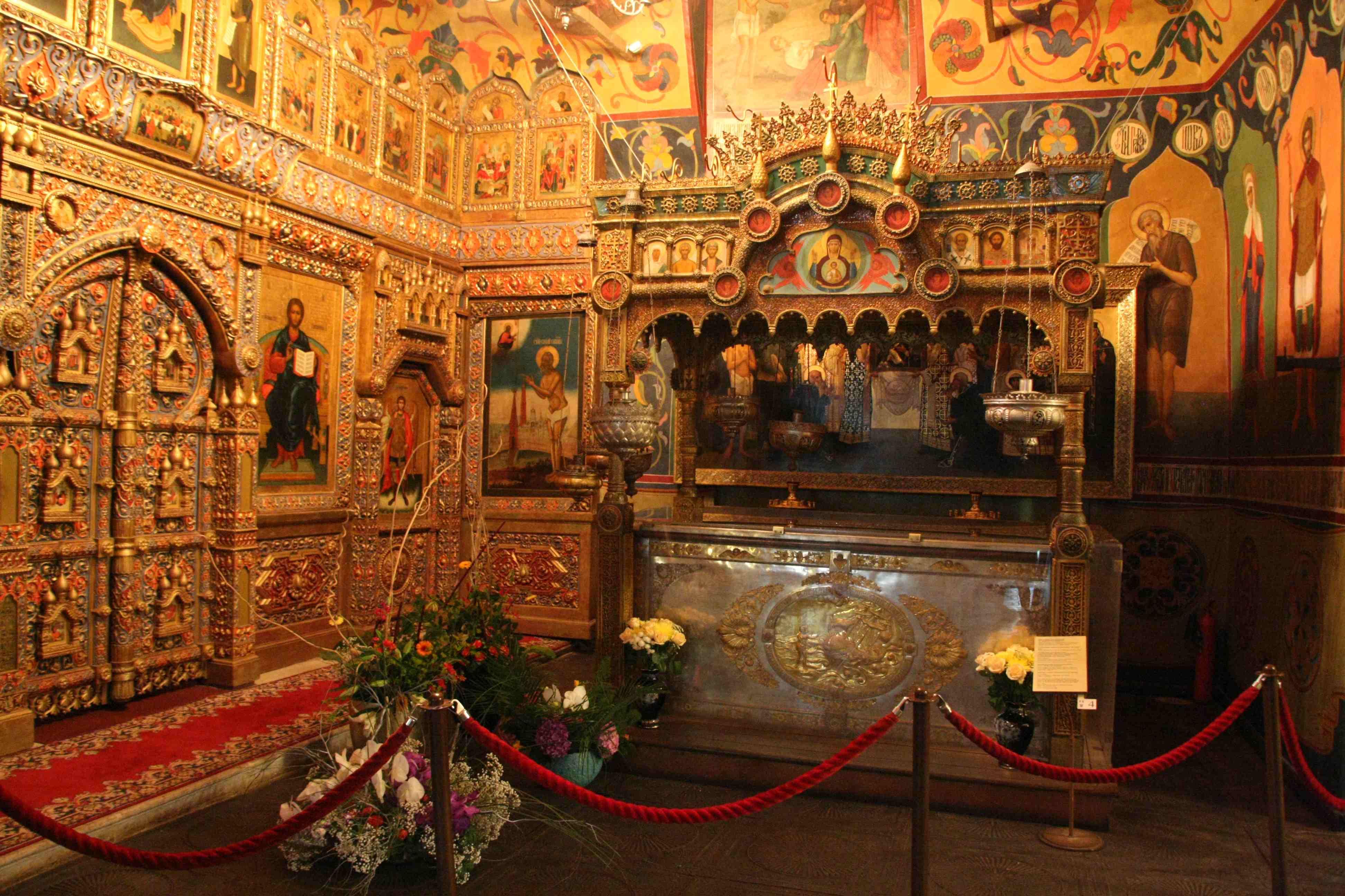 Музей «Покровский собор, Храм Василия Блаженного»