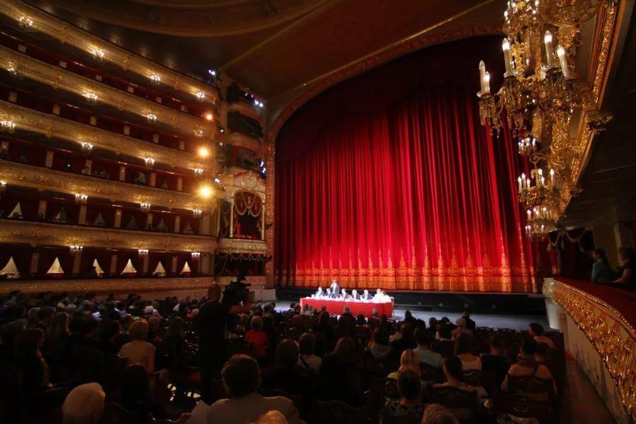 «Ночь театров» вМоскве 2017