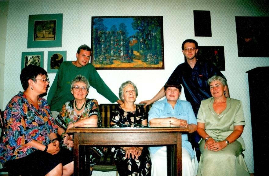 Выставка «Из истории Дома Брюсова. Часть вторая. 1999–2021 годы»