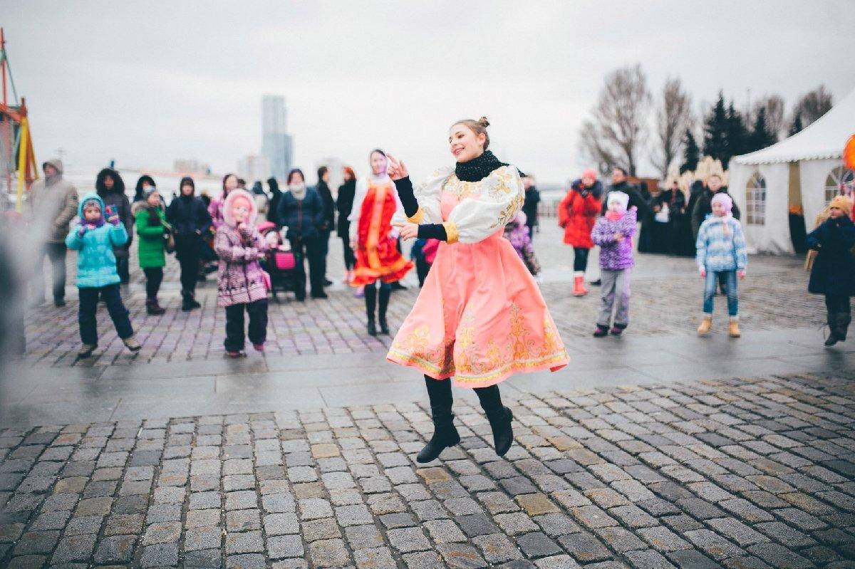 Масленица вПарке Победы 2017