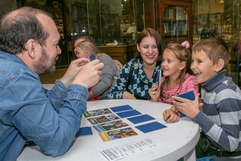 Всемирный день защиты животных вДарвиновском музее 2019