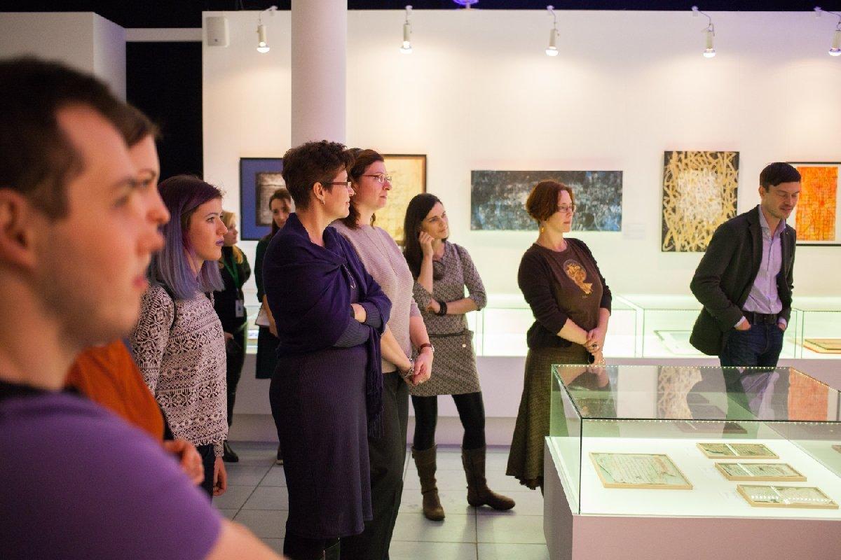 Выставка «Каллиграфия оМоскве»
