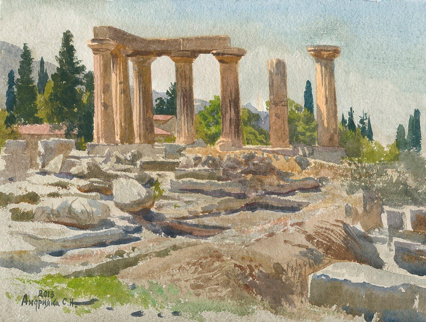Выставка «Россия-Греция»