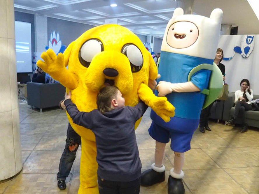 Большой фестиваль мультфильмов 2015
