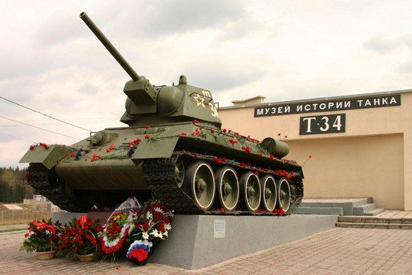 «Зимний турнир» вмузее истории танка Т-34 2019