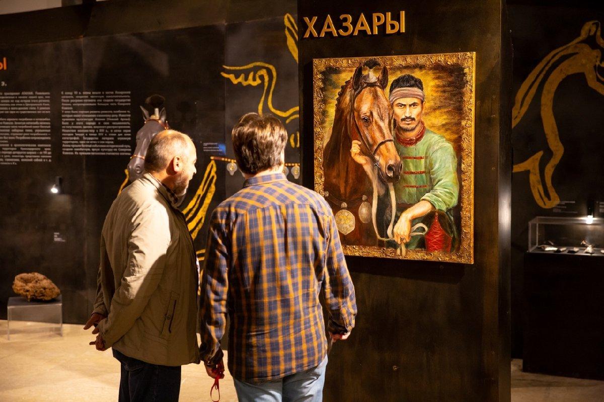Выставка «Культурный мост: изпрошлого внастоящее»